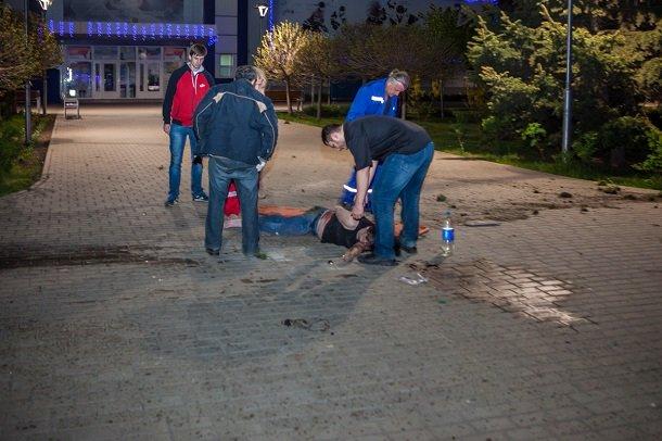 В Киеве произошло жуткое ДТП с погибшими. Видео