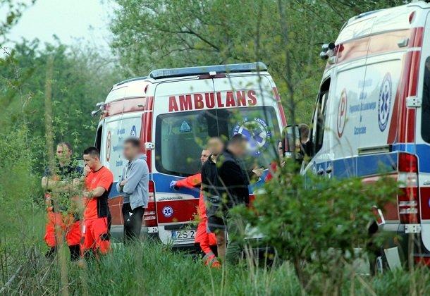 В Польше в водоеме утонули два украинца. Видео