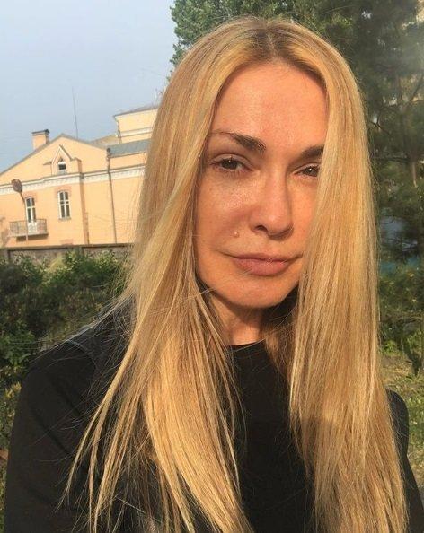 Ольга Сумская шокировала фанатов, забыв накраситься