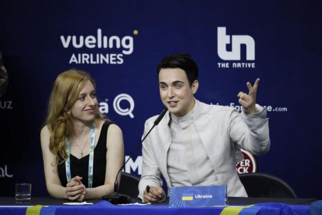 Украинец Melovin откроет финал Евровидения-2018