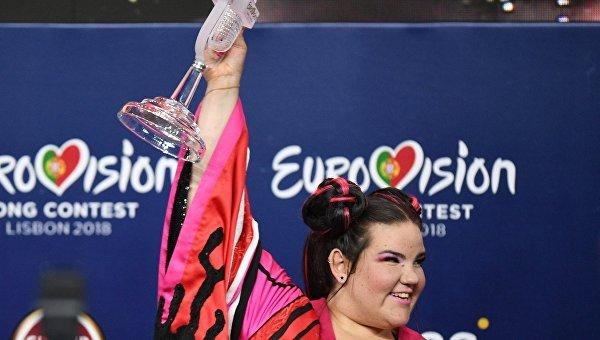 Назван победитель Евровидения-2018