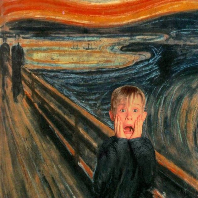 Популярные персоны попали «под обстрел» берлинского художника