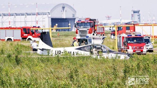 В Польше разбился самолет с украинским нардепом