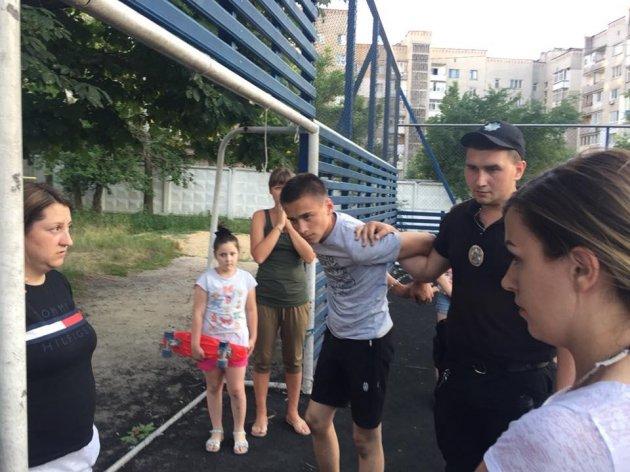 На Житомирщине школьники жестоко избили сверстника