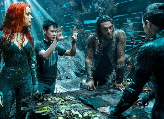Первые кадры фильма «Аквамен» поразили фанатов. Фото
