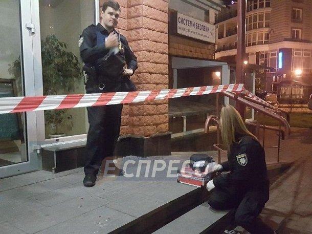 В киевском ресторане владелец открыл стрельбу по посетителям, есть жертвы