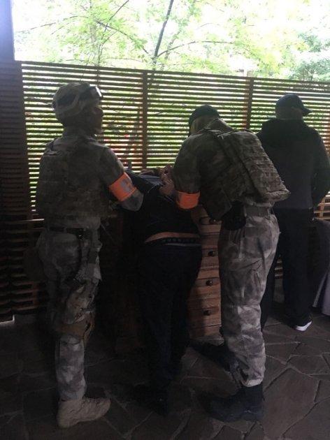 В Черкасской области спецслужбы разыграли громкое убийство