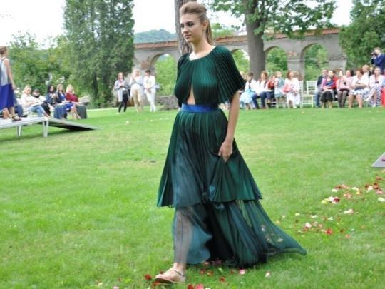 Украинская дизайнер представила новую коллекцию одежды. Фото