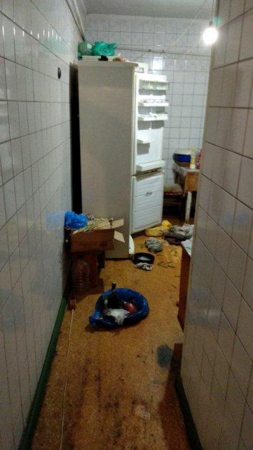 Неудачное ограбление: вор уснул на месте преступления. Фото