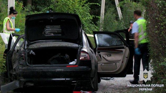 В Харькове взорвали авто известного бизнесмена - подробности
