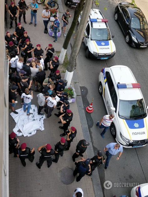В Киеве жестоко избили политика