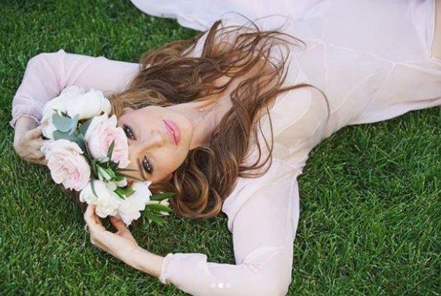 Оксана Марченко поразила чувственными фото