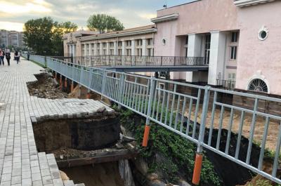 Пользователи высмеяли разруху в одном из российских городов