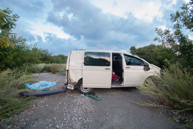 На Днепропетровщине произошло смертельное ДТП с микроавтобусом