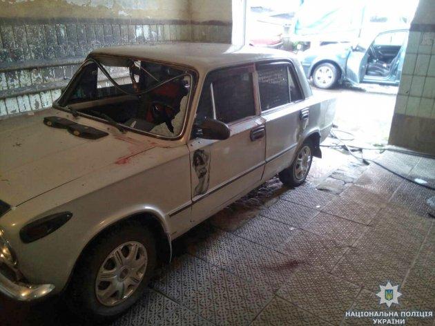 На Житомирщине пассажир бросил гранату в водителя