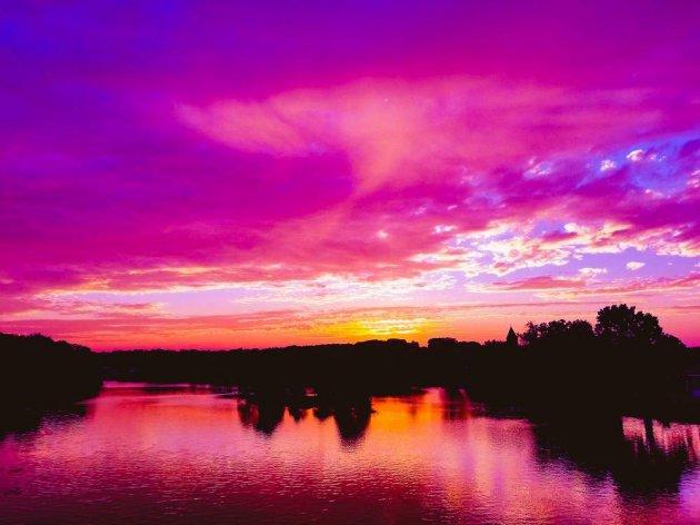 Фотограф делает снимки невероятной красоты на смартфон. Фото