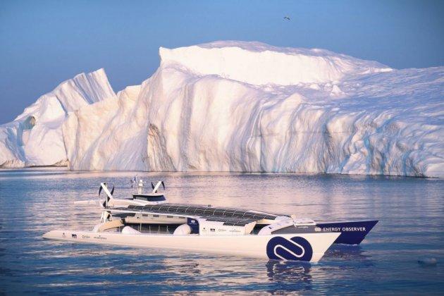 Соцмережі підкорили фото нового, надсучасного та екологічно чистого судна