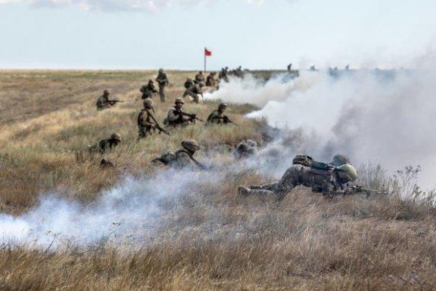 ФОТОрепортаж навчань тактичного повітряного десанту «Маруновий берет 2018»