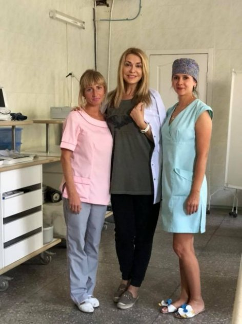 Відома українська актриса потрапила в лікарню