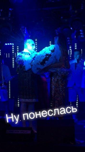Українська телеведуча гучно відсвяткувала ювілей
