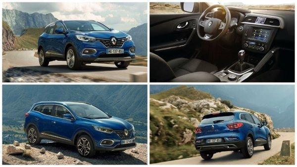 Renault оновила компактний кросовер Kadjar