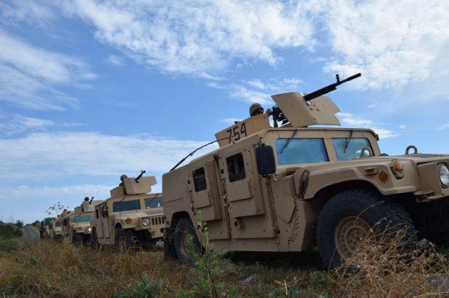 Українські військові знищили «ворожий десант» на Азові. Фото