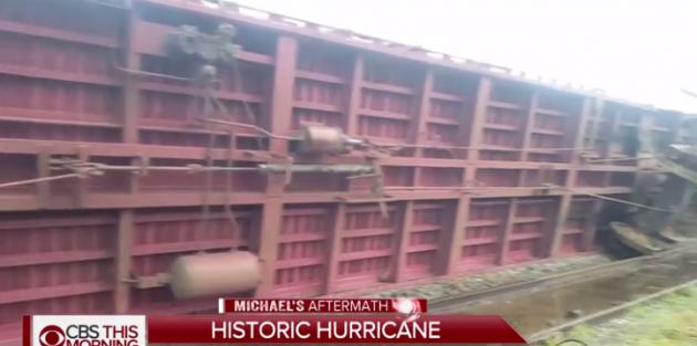 У Флориді повністю знищена військова база: що послужило причиною