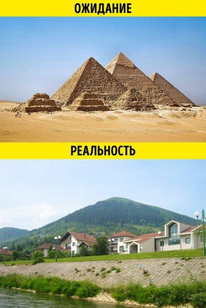 Фальшиві пам'ятки, що обдурили мільйони туристів. Фото