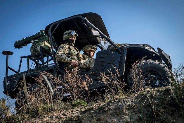 Бригада ЗСУ отримала на озброєння незвичайні всюдиходи. Фото