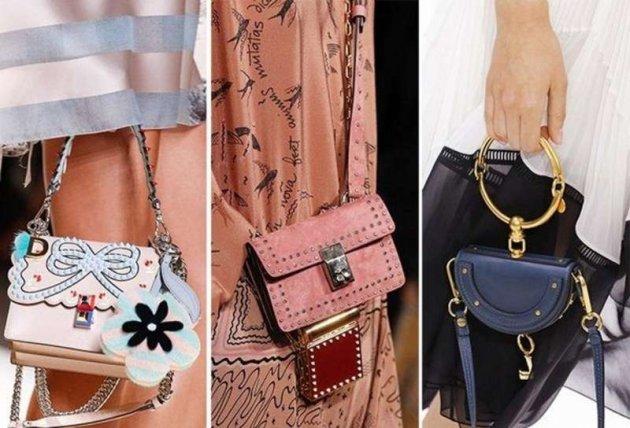 Стильний аксесуар: які сумки мають носити модниці восени. Фото
