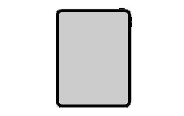 Розсекречено зовнішній вигляд нового iPad Pro 2018