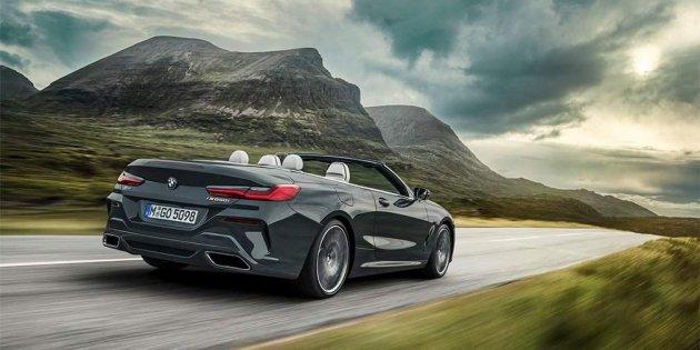 BMW презентувала нову версію спорткара 8-Series