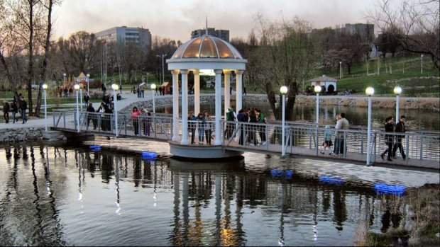 Кращі місця України для романтичного відпочинку. Фото