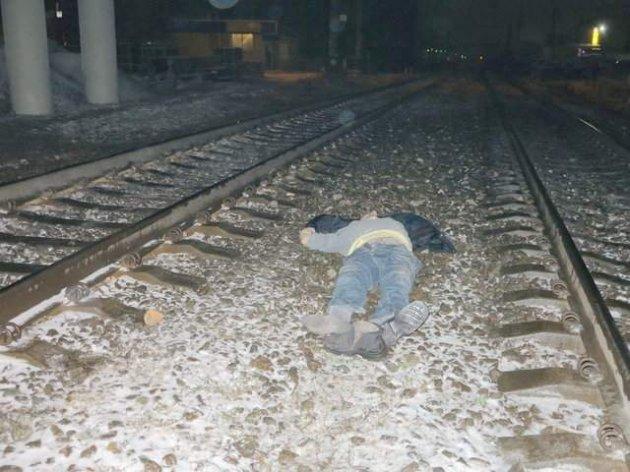 У Києві літнього чоловіка на смерть збив потяг