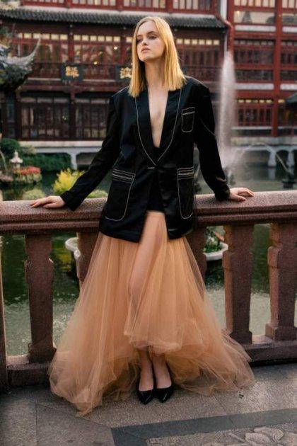 Українські дизайнери дивували китайців своїми колекціями одягу. Фото
