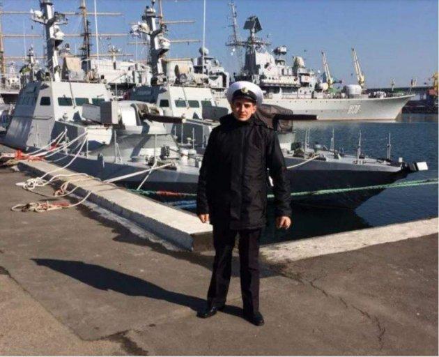 Опубліковані знімки поранених українських моряків