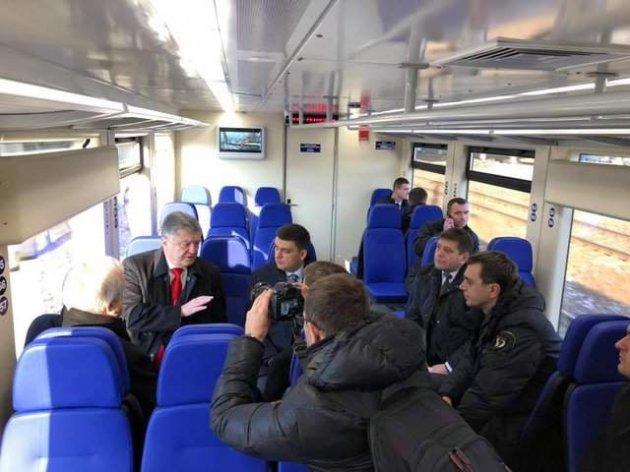 З Києва запустили перший експрес в аеропорт «Бориспіль»