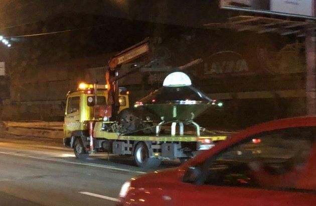 НЛО в Києві: такого ви ще не бачили. Фото