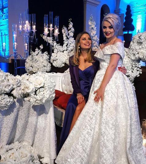 Українська співачка вийшла заміж у США. Фото
