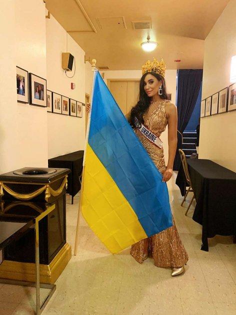 Місіс Світу 2019: українка потрапила до п'ятірки фіналісток