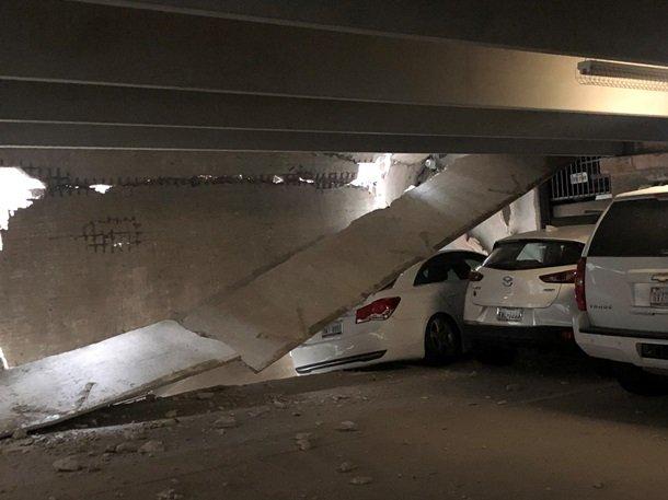 Кривава трагедія в США: потужний вітер завалив багатотонний кран. Фото