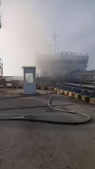 Трагедія в Махачкалі: в порту вибухнув танкер