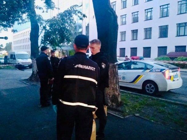 Європейська столиця: в Києві по телеканалу 112 Україна «смалили» з гранатомета