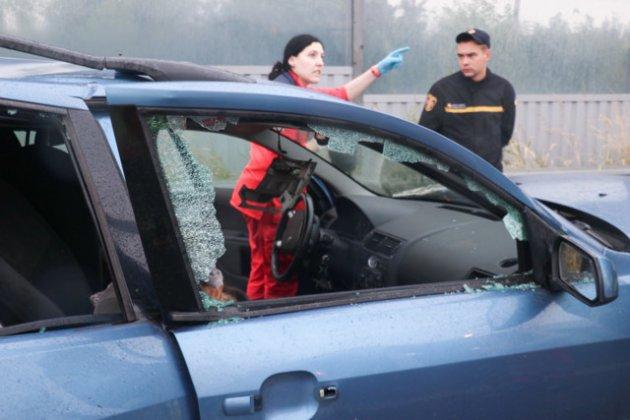 Кривава ДТП під Києвом: багато жертв