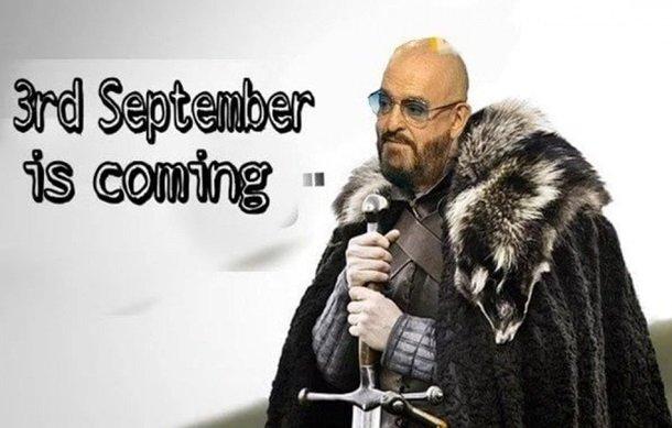 Зірковий час Шуфутинського: мережа кепкує через 3 вересня
