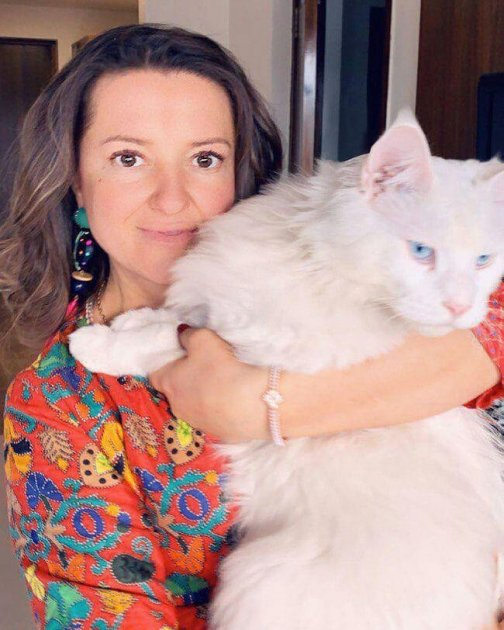 Наталка Могилевська зачарувала селфі без макіяжу