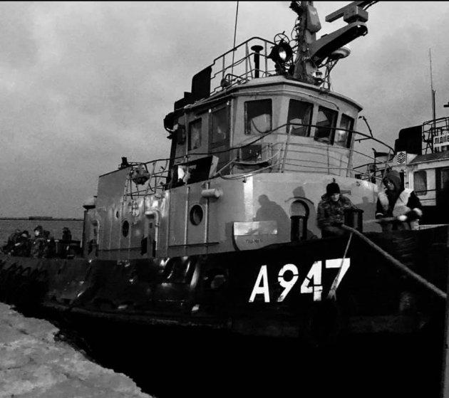 Стало відомо, якого обладнання не вистачає на кораблях, повернутих Росією