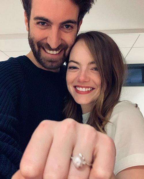 Емма Стоун виходить заміж