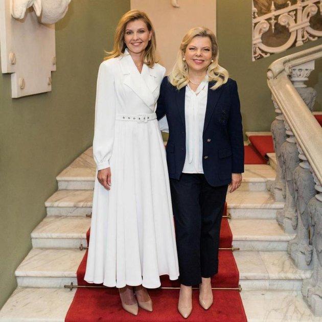 Найцікавіші образи Олени Зеленської в 2019 році. Фото