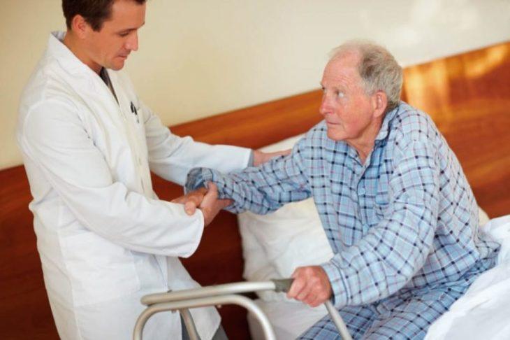Комфортный пансионат для людей, переживших инсульт